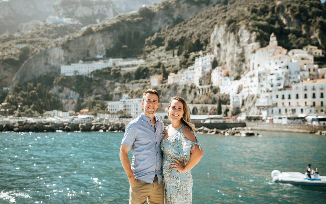Alex & Joelle Adventures | Amalfi Coast & Sicily