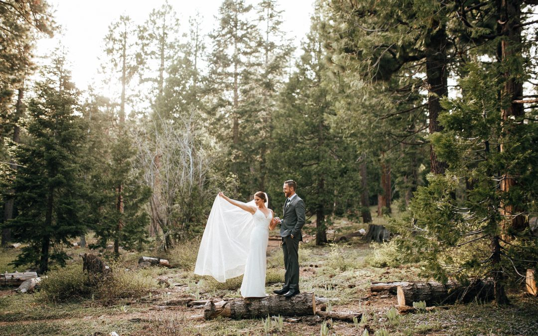 Lake Tahoe Wedding | Granlibakken Lodge | Cameron & Tori
