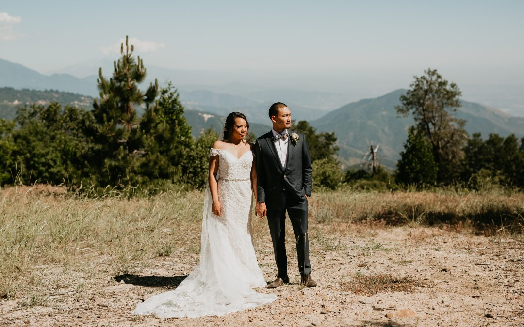 Lake Arrowhead Wedding | Lake Arrowhead Resort | Angeline & Miles